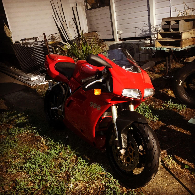 1999 Ducati 996cc 996