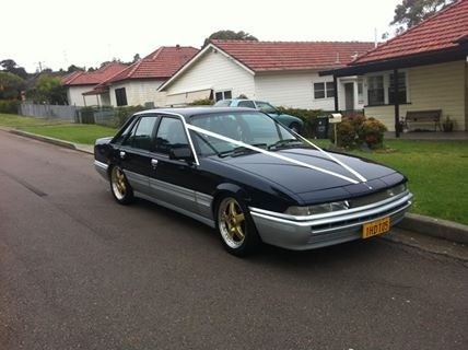 1986 Holden Vl
