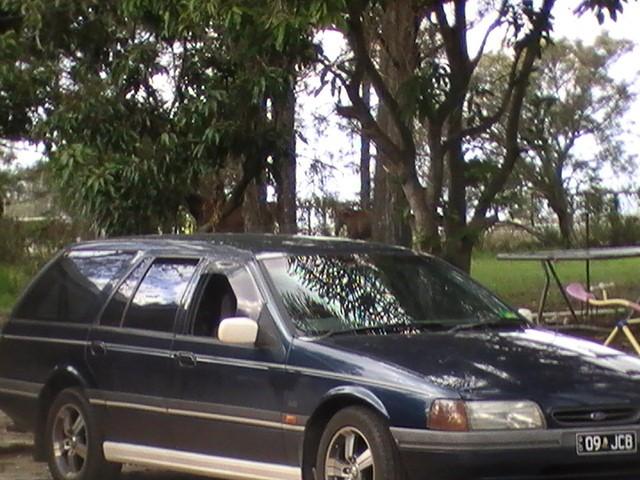 1993 Ford FALCON