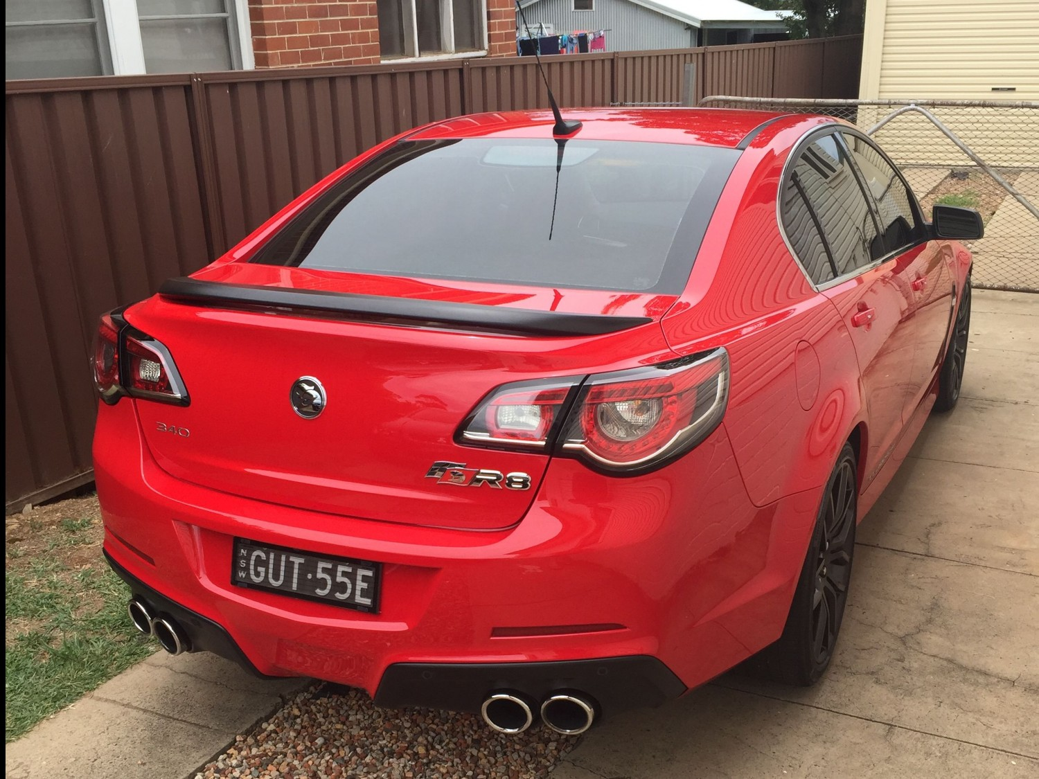 2014 Holden Special Vehicles CLUBSPORT