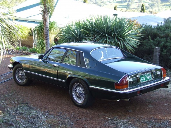 1987 jaguar xjs h.e. - stumpers6502 - shannons club