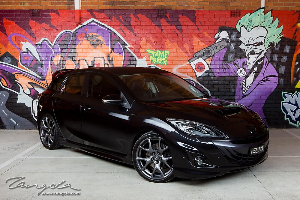 2009 Mazda MAZDA3 MPS LUXURY - Slixx - Shannons Club