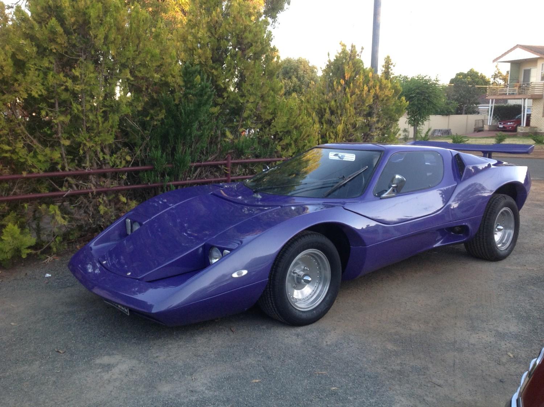 1969 Eureka F4