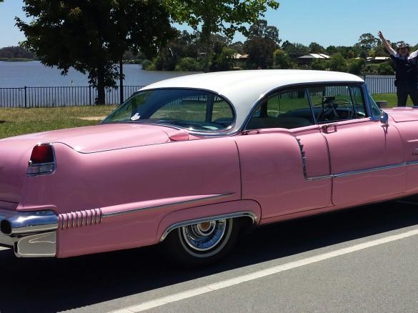 1956 Cadillac Sedan Deville Strawny Shannons Club