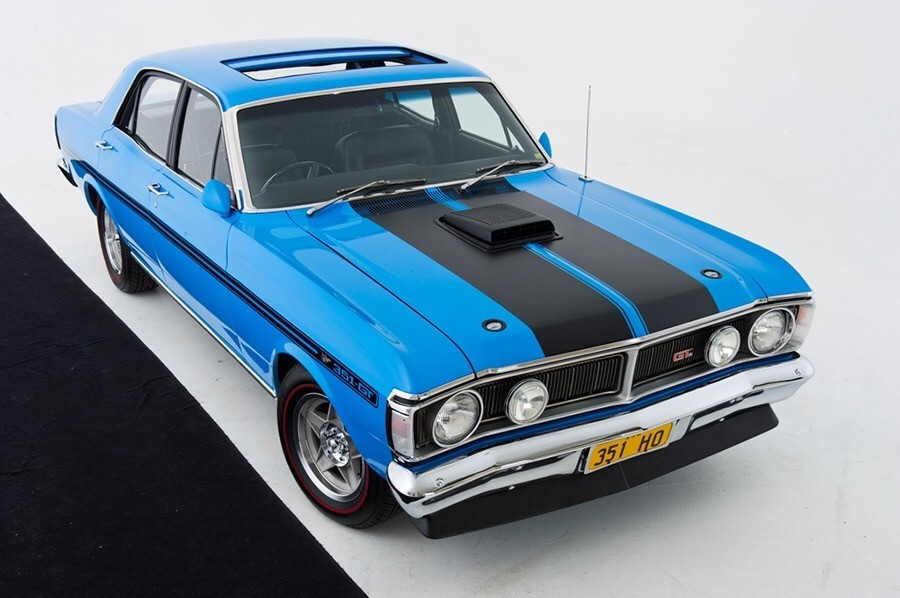 1971 Ford XY GT