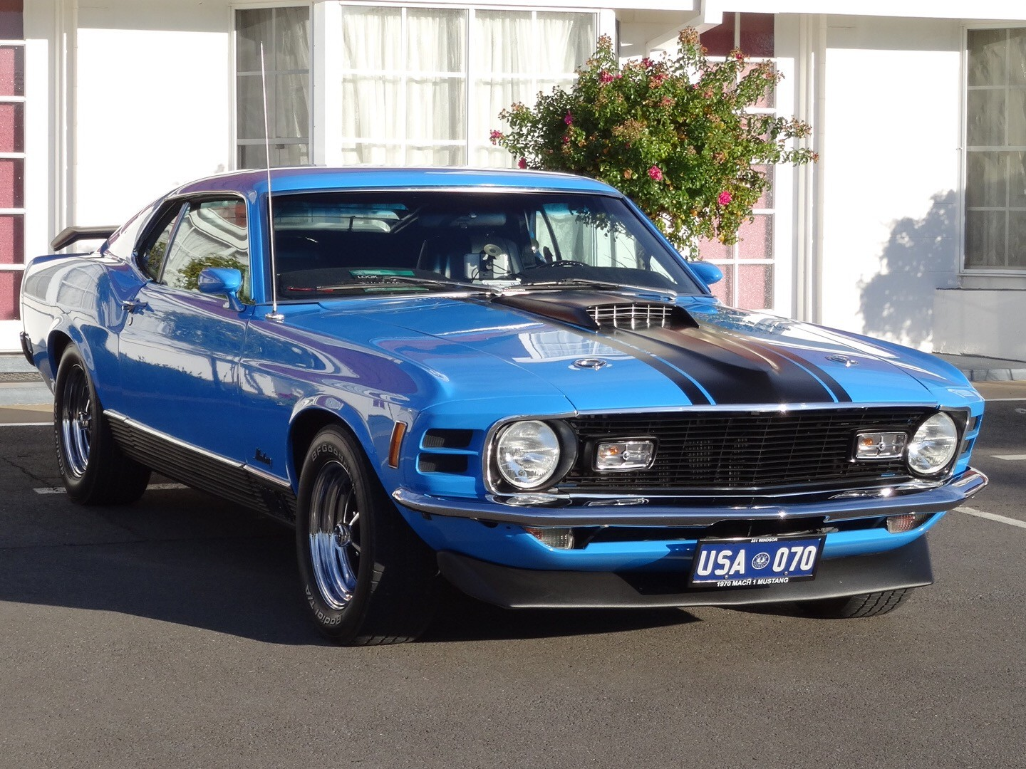 1970 Ford MUSTANG MACH1