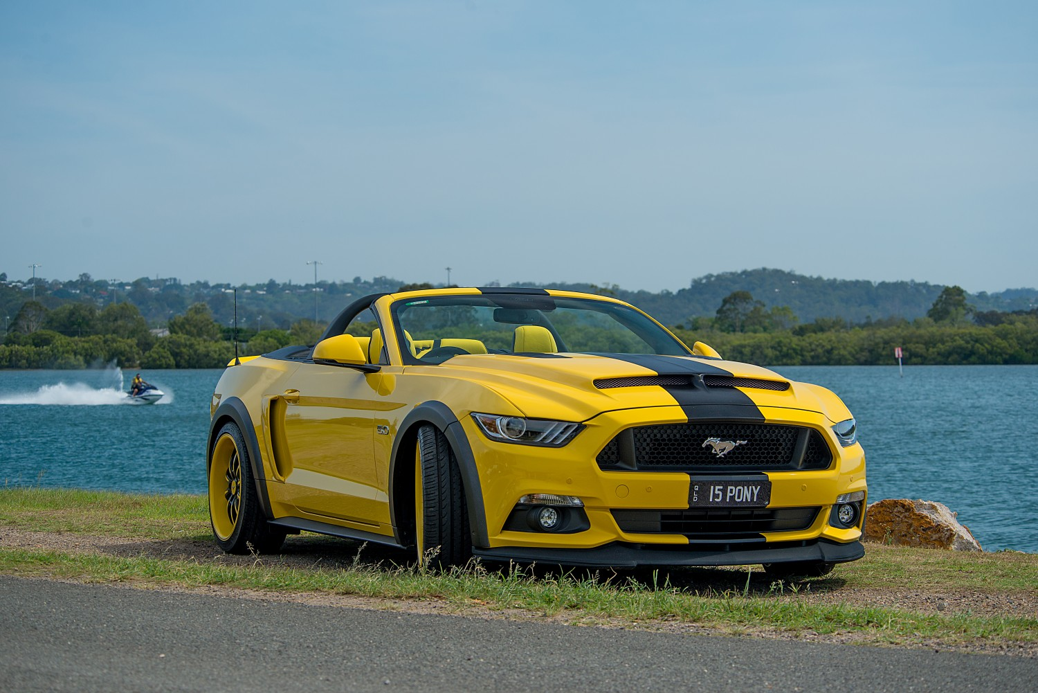 Roush Mustang Stage 2 >> 2016 Ford S550 Mustang GT - PonyParts - Shannons Club
