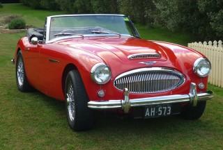 1963 Austin Healey Sprite Custom  littlecar  Shannons Club