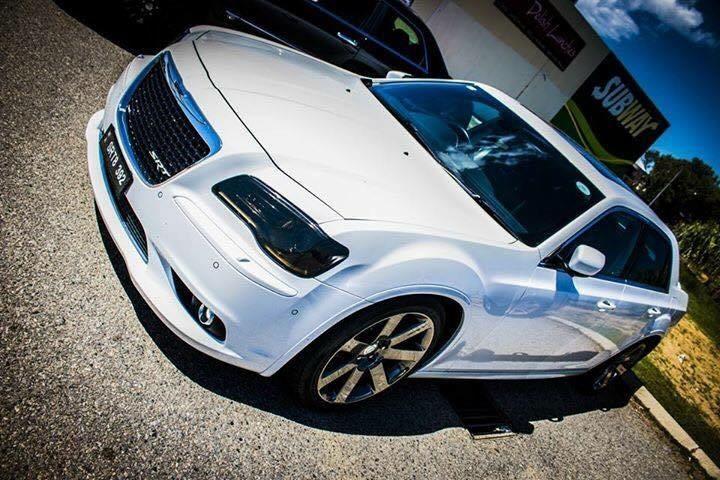 2013 Chrysler 300C SRT8