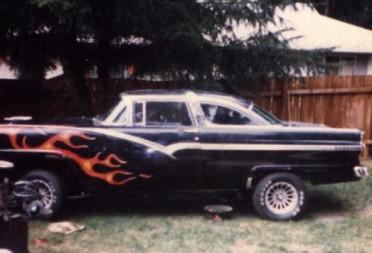 Seattle Car Auction >> 1956 Ford Crown Victoria - Choco - Shannons Club