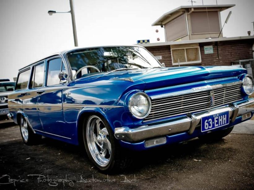 1963 Holden PREMIER