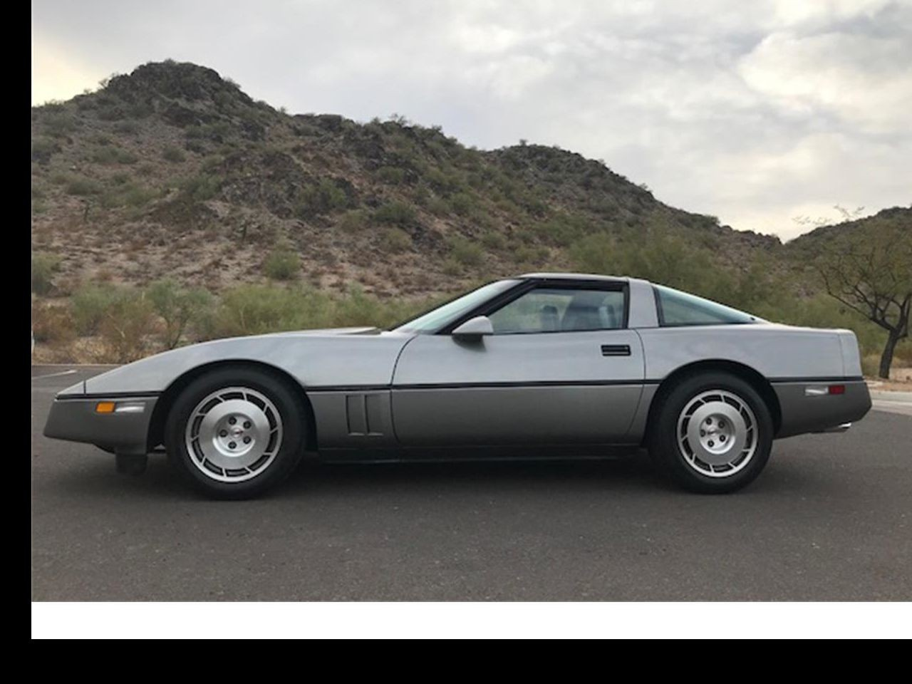 1986 Chevrolet Corvette Coupe - Z51