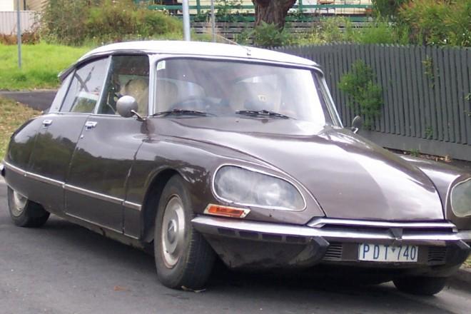 1975 Citroen DS 23EI