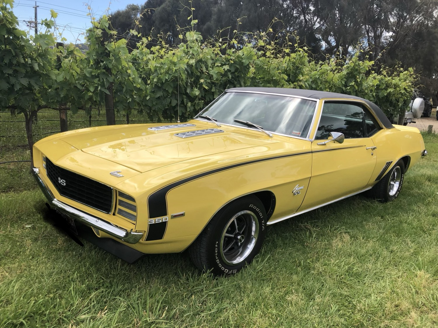 1969 Chevrolet SS RS