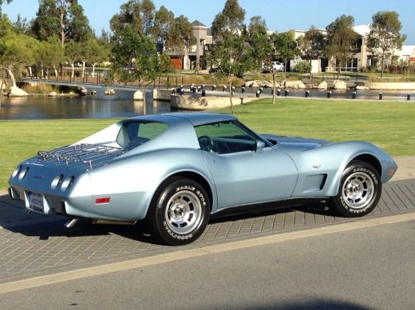 1977 Chevrolet Corvette Stingray Aussieinvader