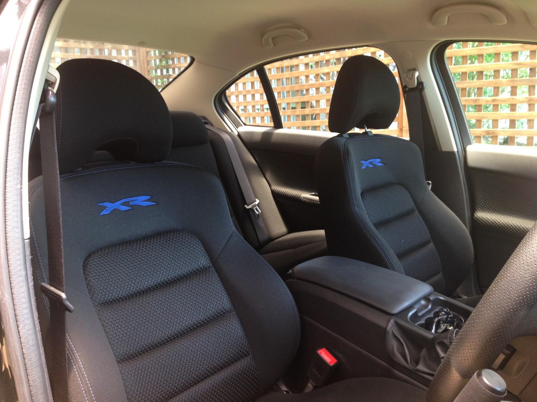 2013 Ford FG MkII XR6