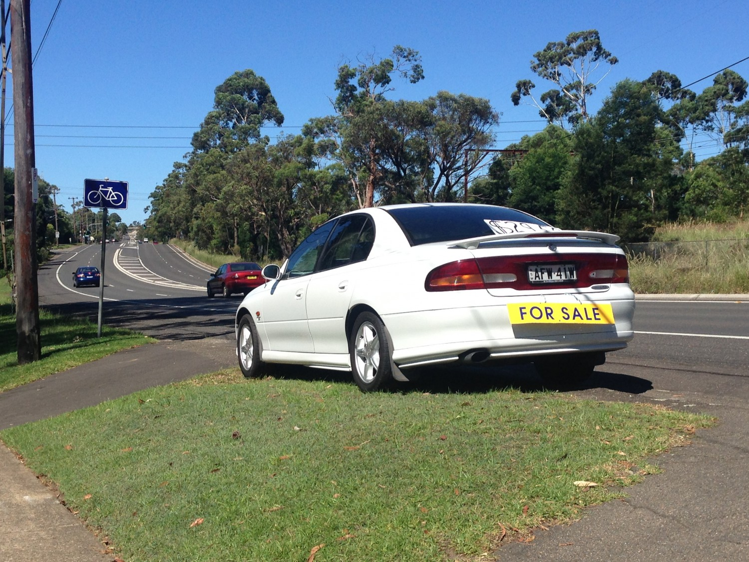 1998 Holden VT Commodore - Supercharged V6