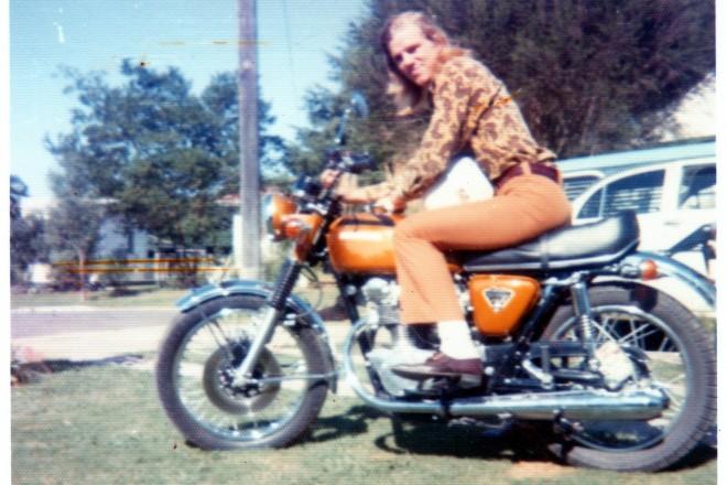 1972 Honda CB 450