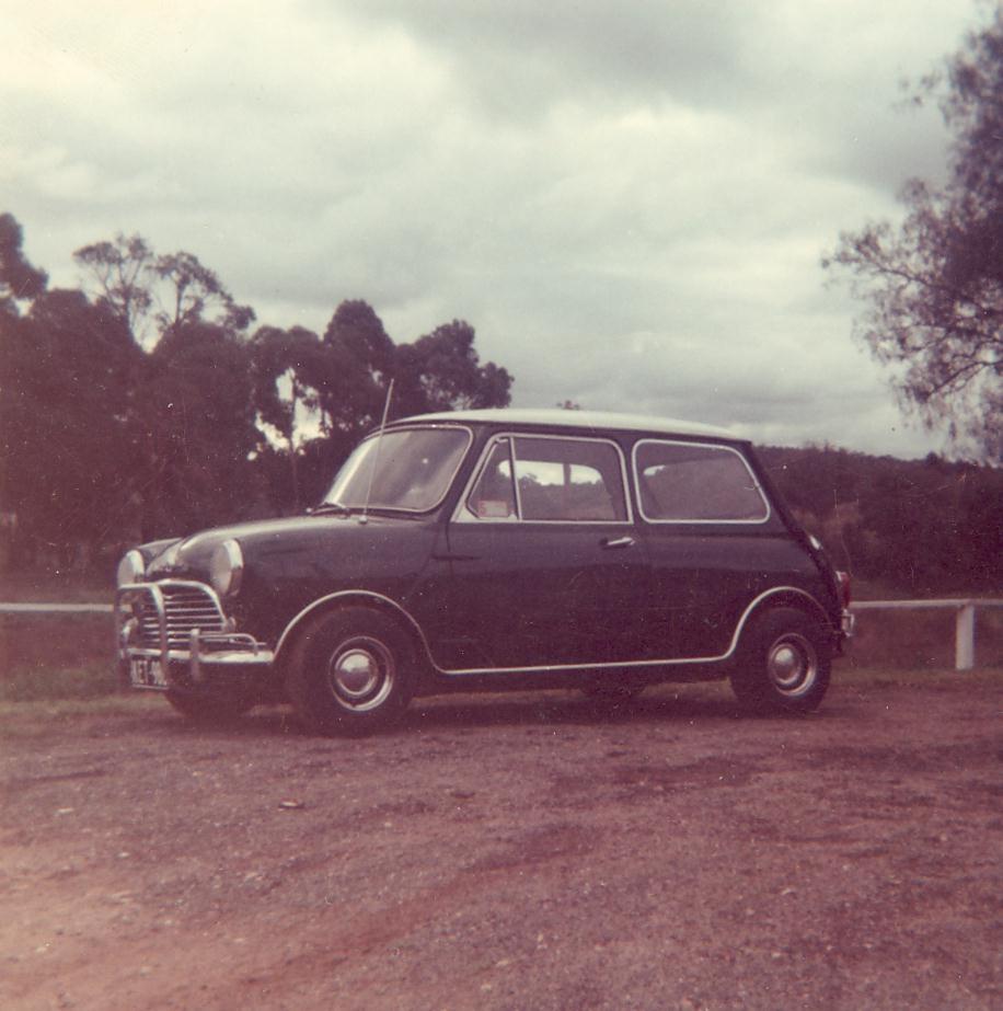 1967 Morris Cooper Morris Cooper S MK1