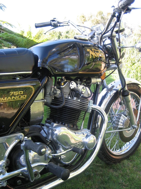 1971 Norton 750 Commando