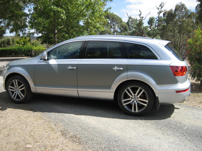 2009 Audi Q7 FSI Sports