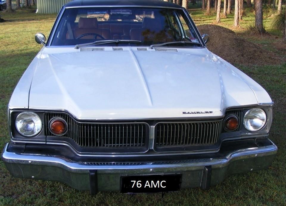 1976 Rambler MATADOR