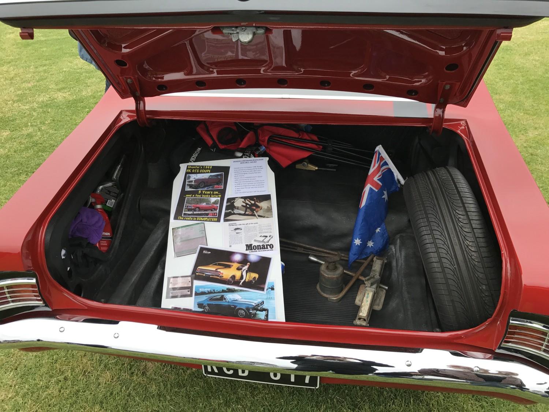 1968 Holden HK GTS 186S