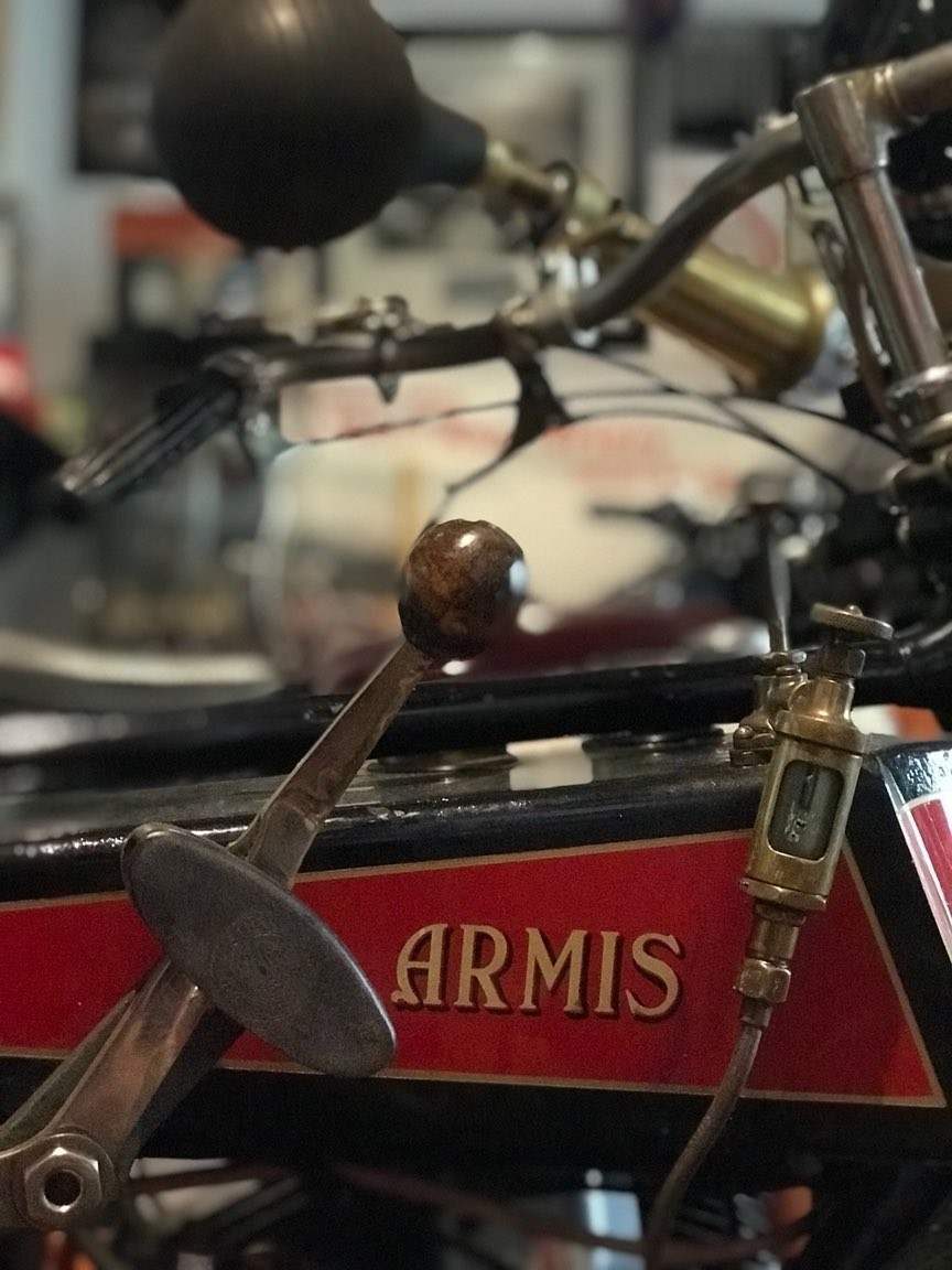 1920 Armis Cycle Manufacturing Co Armis