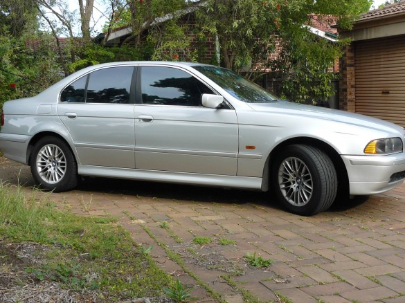 2001 BMW E39 530i - RuzzT - Shannons Club
