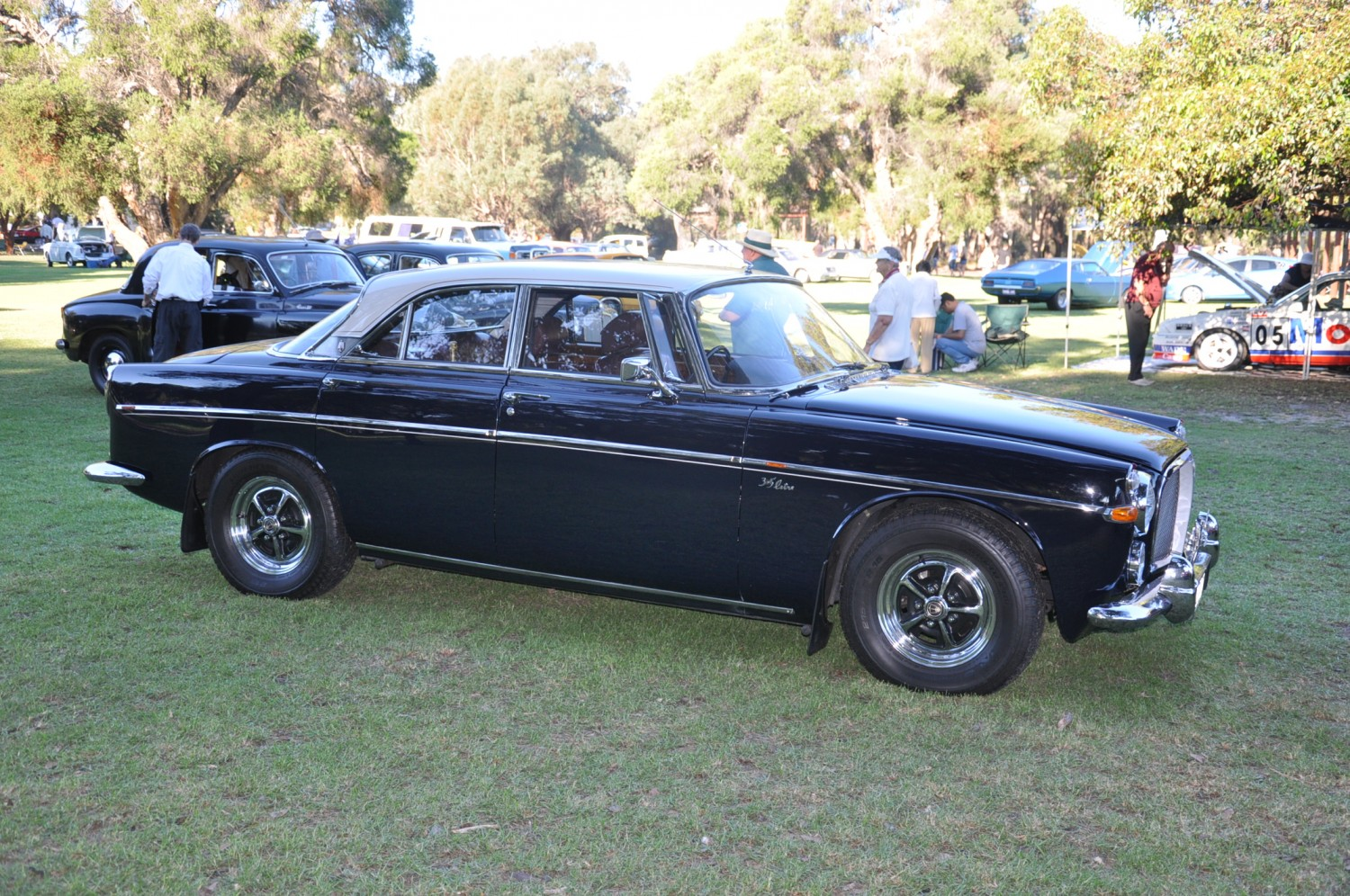 1970 Rover P5B Coupe