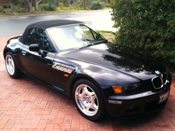 1998 Bmw Z3 Steviewonder Shannons Club
