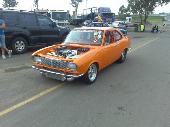 1971 Mazda Rx2: Shannons Club