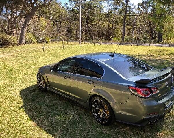 2016 Holden Special Vehicles VF HSV GTS