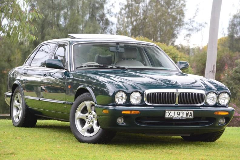 1998 Jaguar XJ8 X308