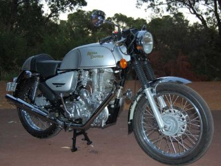 2007 Royal Enfield Electra Cafe Racer
