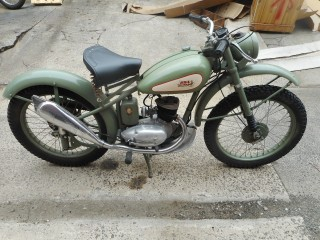 1950 BSA Bantam D1 Competition