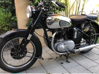1952 BSA A10 Golden Flash