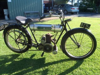 1914 Triumph Junior