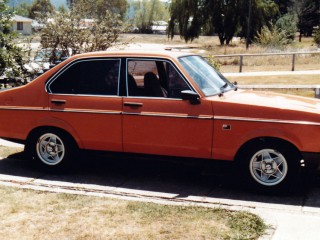 1980 Ford ESCORT GL
