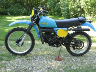 1979 Yamaha IT175