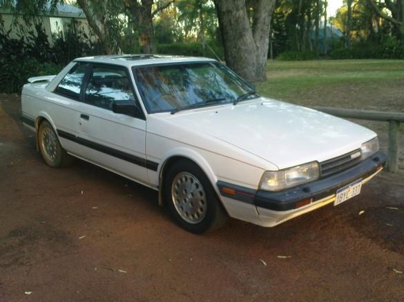 1987 mazda 626 turbo - michaelking - shannons club