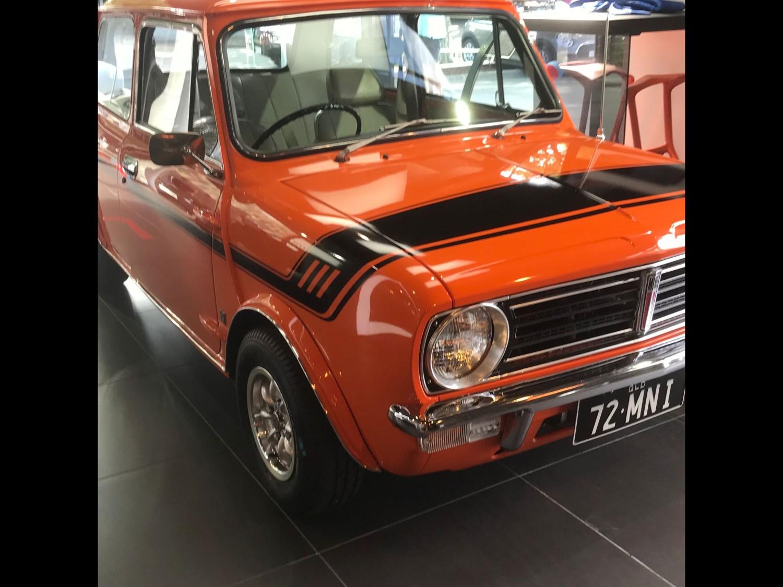 1972 Leyland MINI GT