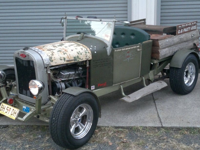 1926 Chevrolet Rat Rod