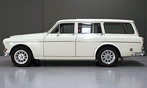 1968 Volvo 122S