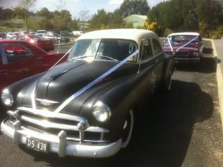 1949 Chevrolet Sedan  4 door