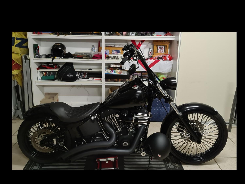 2006 Harley-Davidson 1584cc FXSTB NIGHT TRAIN | 2020 ...