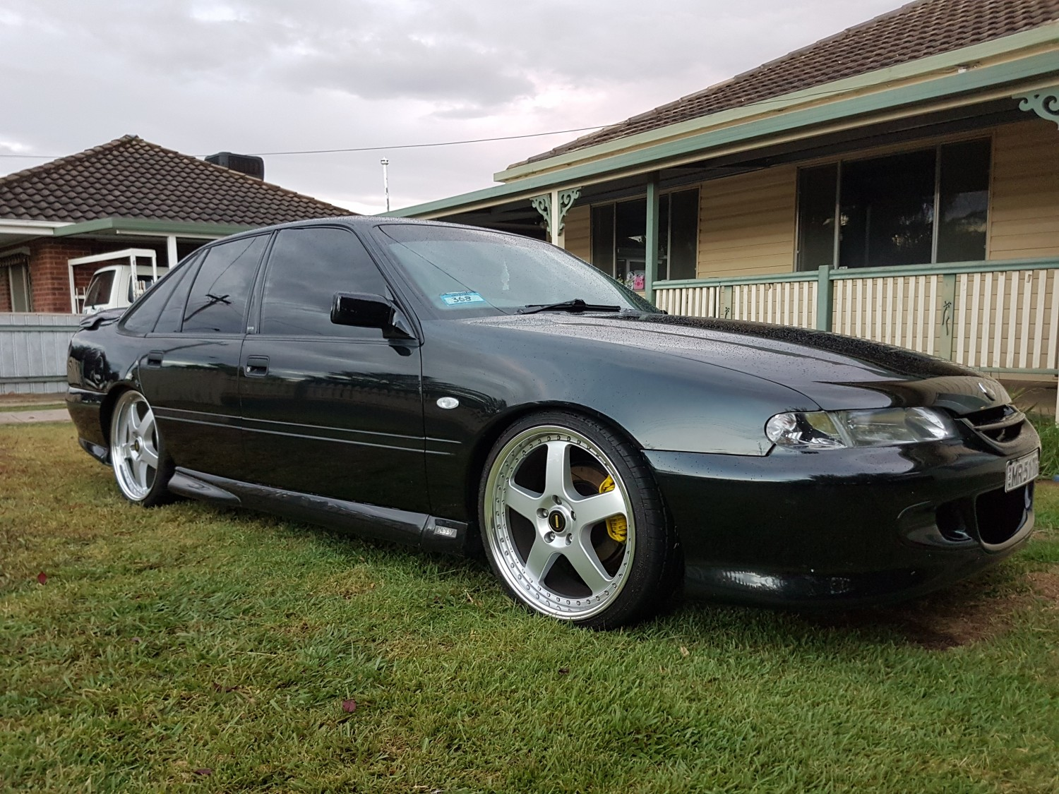 1996 Holden Special Vehicles CLUBSPORT