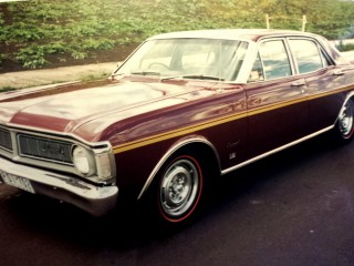 1971 Ford XY FAIRMONT GS