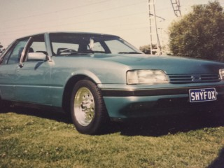 1985 Ford Fairmont XF