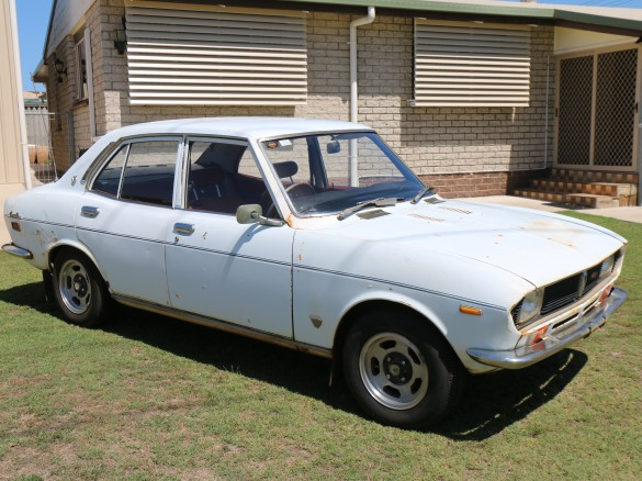 1971 Mazda Capella Rx2 Super Deluxe Series 1 Jerry1 Shannons Club
